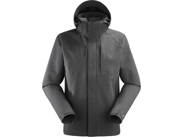 Lafuma Track Loft Veste 3 en 1 Homme, black/carbone grey